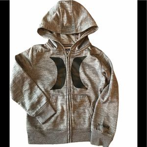 Hurley Nike Therma Fit Hoodie Child Size 4